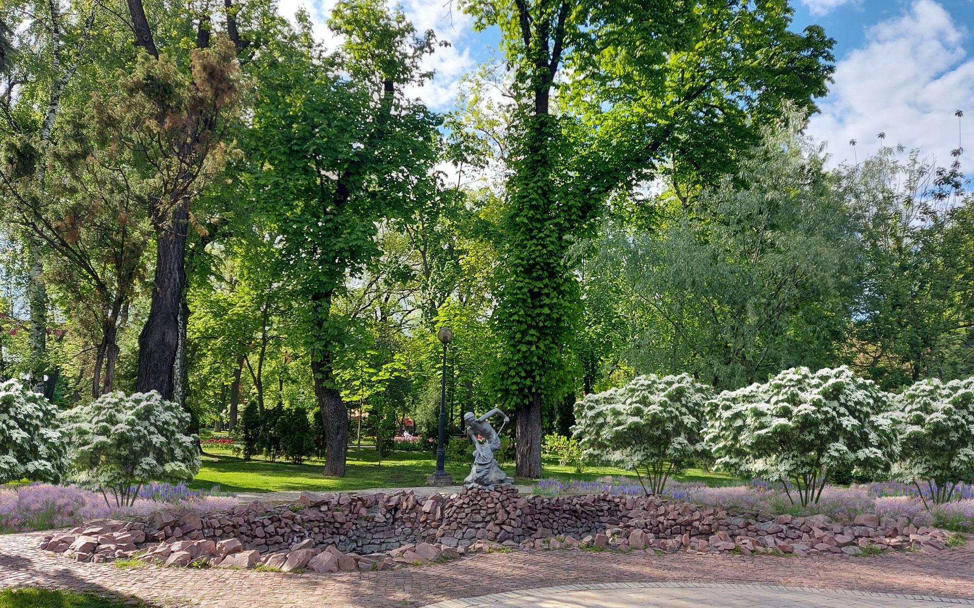 Парк им. Т. Г. Шевченка