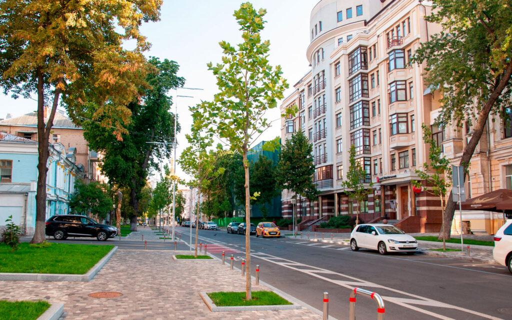 Городские пространства